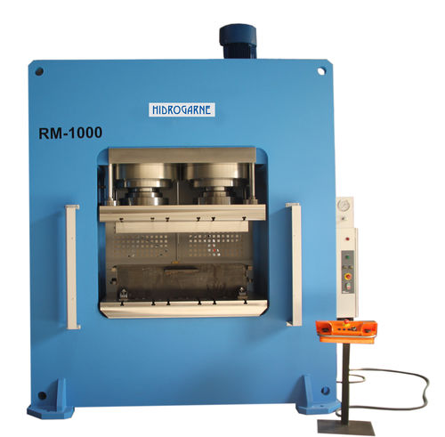 hydraulic press / forming / for production / cold