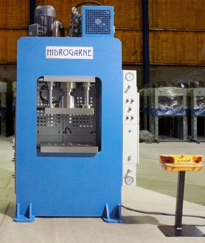 Hydraulic press / stamping / downstroke RM-80E HIDROGARNE