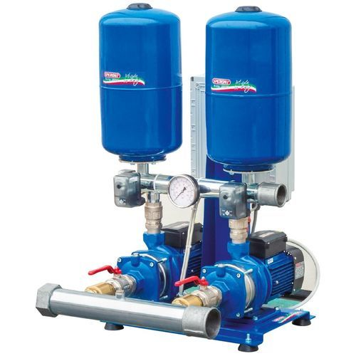 water pumping unit