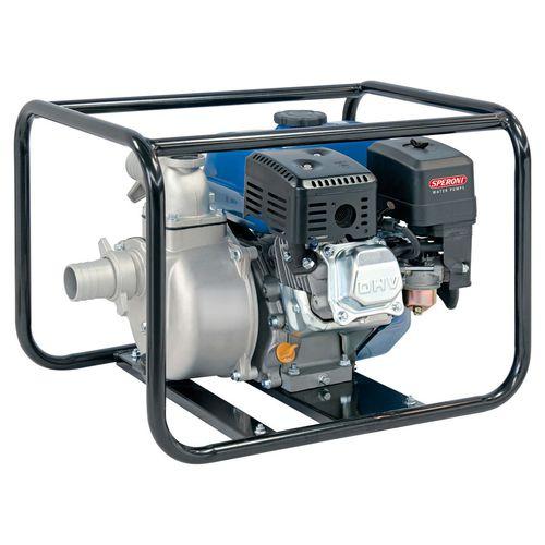 water pump / self-priming / impeller / industrial