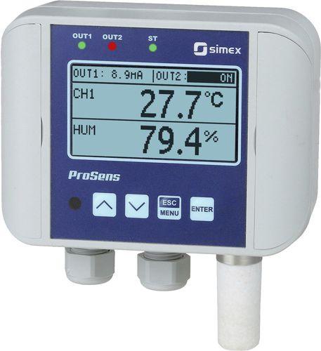 temperature humidity meter / relative humidity