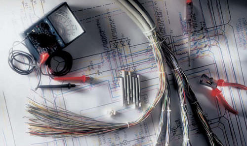 engineering software / design / electrical CAD / ERP