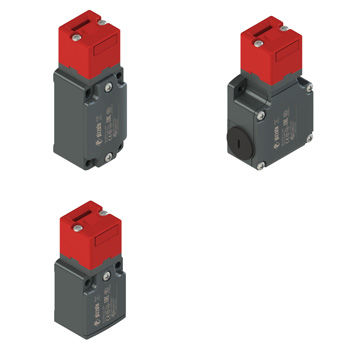 safety switch / touch / multipole / with separate actuator