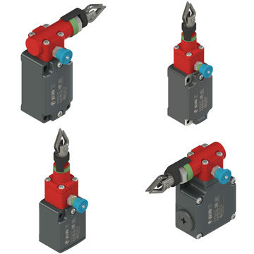 Switch with reset / pull wire / safety / emergency stop FC, FD, FL, FP series Pizzato Elettrica