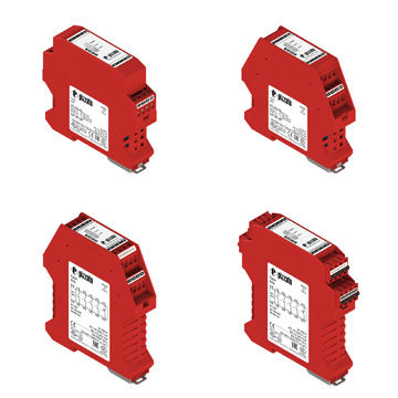 Relay module CS AR Series Pizzato Elettrica