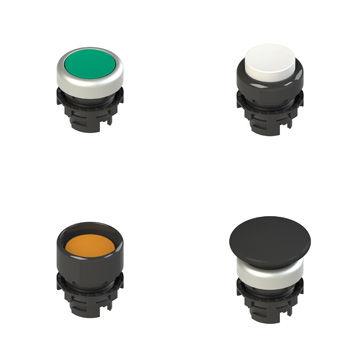 Control knob E2 PU Series Pizzato Elettrica