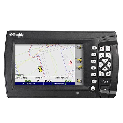 grade control system / digital / for construction equipment