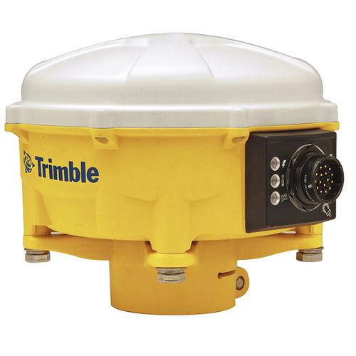 GNSS antenna / parabolic / rugged / vehicle
