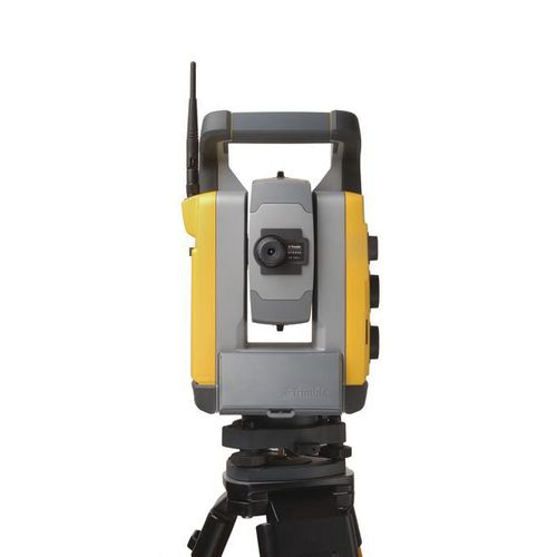 reflectorless total station / with prism