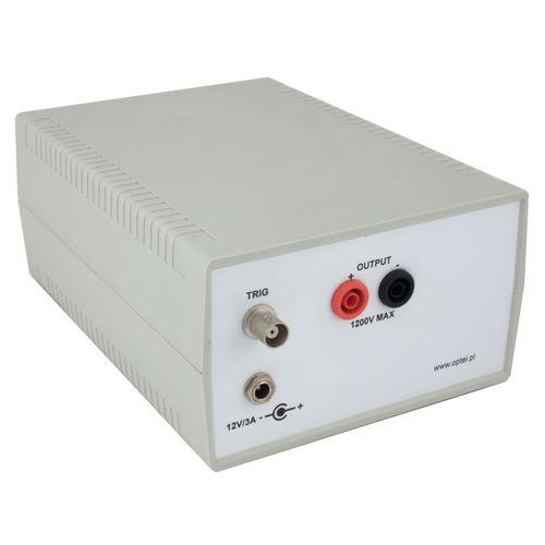Ultrasonic pulse generator 0.5 - 20 nF, 100 - 1 300 V, 0.7 - 170 Hz | OPGUD PR2 PBP Optel sp. z o.o.