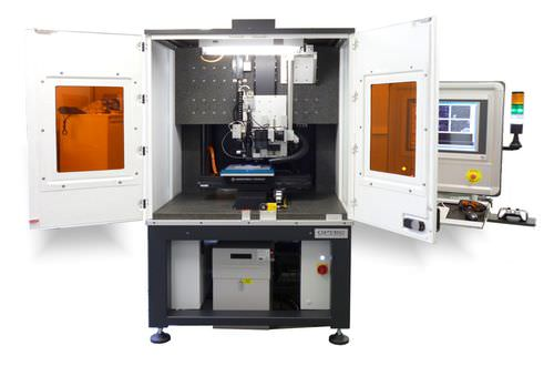 Picosecond laser / short-pulse / solid-state / green SP350  Optec