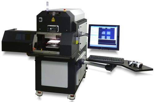Short-pulse laser / solid-state / green / precision LSV3 Optec