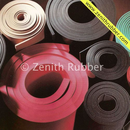 Insulation sheet / flexible / rubber / foam Abra-Super® Zenith Industrial Rubber Products Pvt. Ltd.