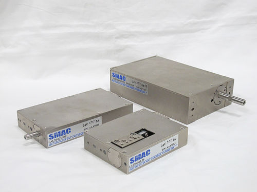 DC linear motor / 48V / 24V / compact LAL series SMAC Moving Coil Actuators