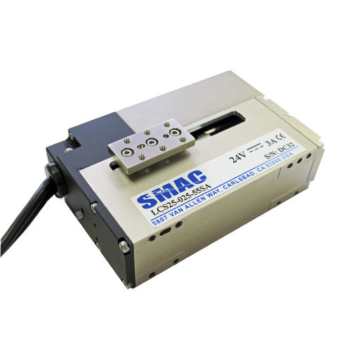 Linear actuator / electric / slide LCS25 series SMAC Moving Coil Actuators