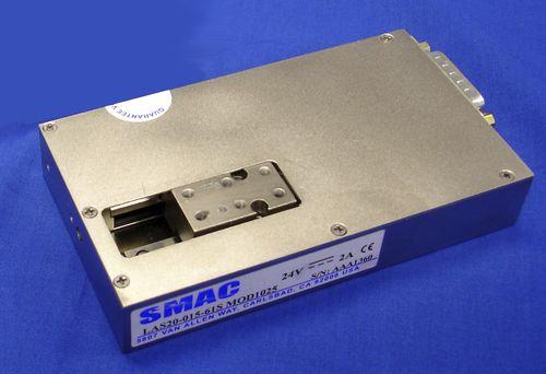 Linear actuator / electric / slide LAS Series SMAC Moving Coil Actuators