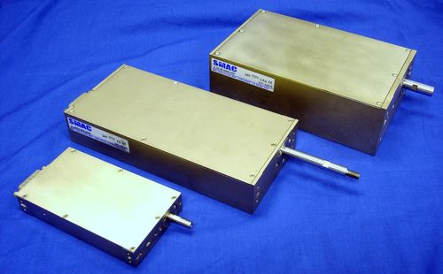 Rotary actuator / electric / rotary-linear LAR Series SMAC Moving Coil Actuators