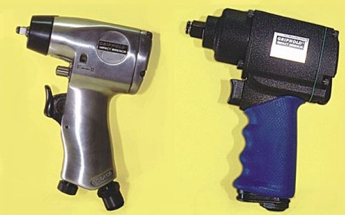 Pneumatic impact wrench / pistol model GSA series GRIPHOLD ENGINEERING