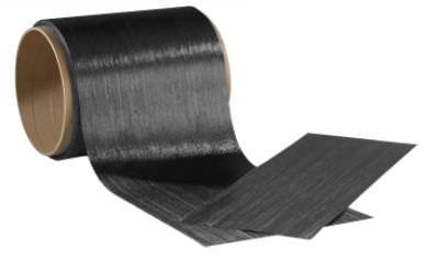 Prepreg / carbon fiber / epoxy resin PANEX® 35 Zoltek