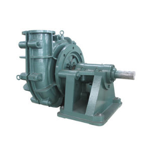 slurry pump / with electric motor / centrifugal / for water treatment