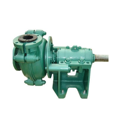 slurry pump / with electric motor / centrifugal / for wastewater treatment