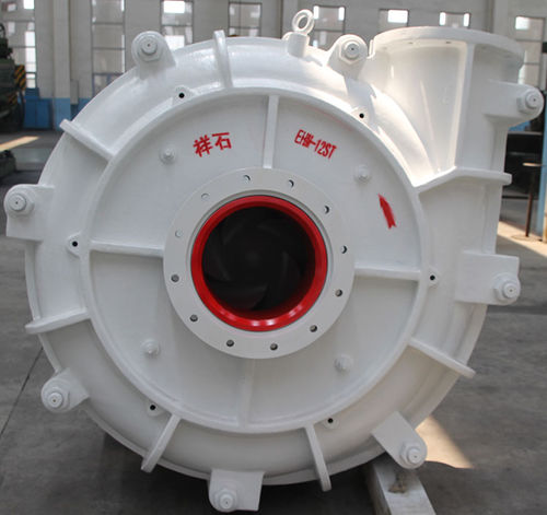 slurry pump / centrifugal / for wastewater treatment / for the mining industry