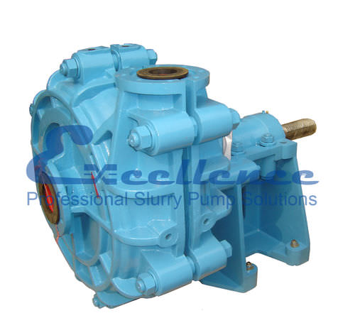 slurry pump / with electric motor / centrifugal / high-performance