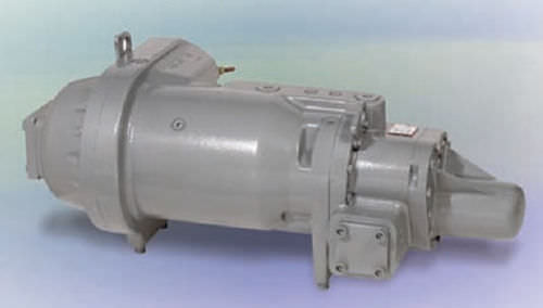 Semi-hermetic refrigeration compressor / twin-auger / for commercial refrigeration Paragon series Carlyle Compressors