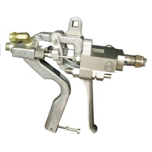 coating gun / manual / internal mixing