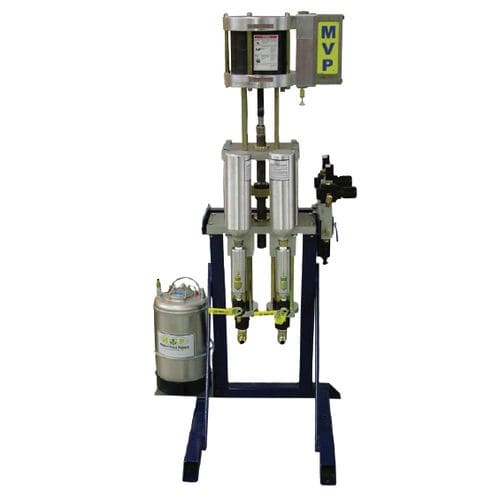 resin dosing unit / volumetric