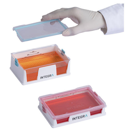 Disposable reagent reservoir automation friendly reservoir IBS - INTEGRA Biosciences