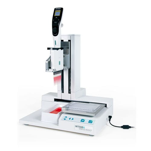 Microplate pipetting system VIAFLO ASSIST IBS - INTEGRA Biosciences