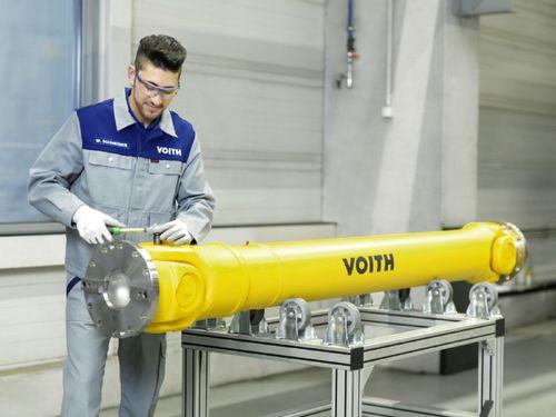 hardened steel shaft / universal joint / drive / telescopic