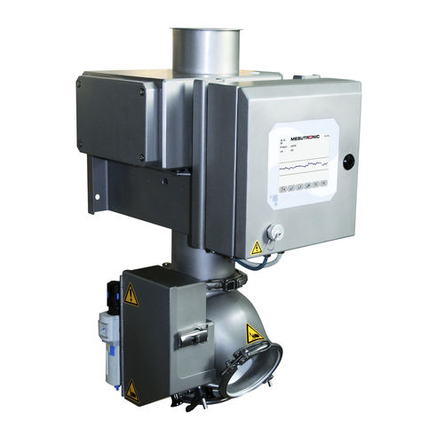 metal separator / for bulk materials / granulates / for the food industry