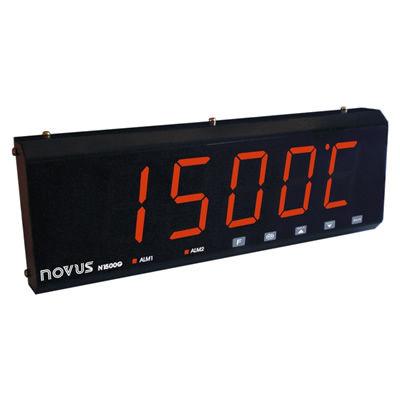 alphanumeric display / 4-digit / 7-segment / electronic