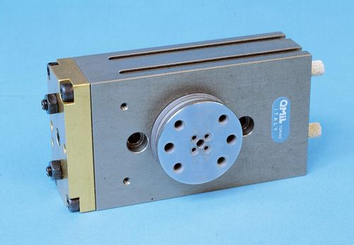 rotary actuator / pneumatic / 0-90° swivel angle