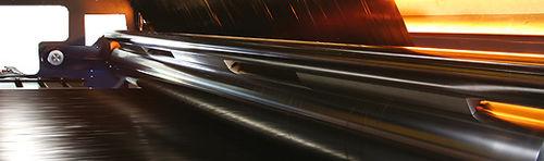 Prepreg / carbon fiber / epoxy resin SGL GROUP
