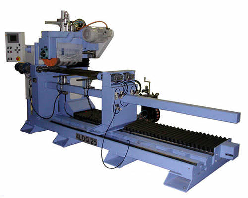 metal polishing machine / sheet / for flat parts / CNC