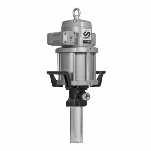 Oil pump / pneumatic / piston / high-pressure PumpMaster 60 series SAMOA Industrial, S.A.