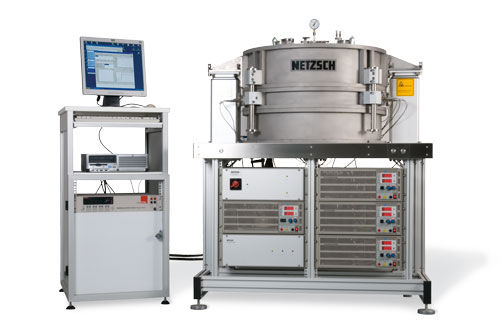 Thermal conductivity analyzer / DIN rail mount ISO 8302, ASTM C 177, DIN EN 12667 | GHP 456 Titan® NETZSCH-Gerätebau GmbH