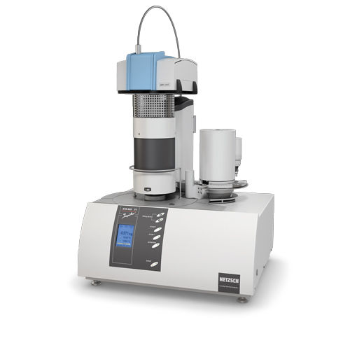 FT-IR spectrometer coupling / for thermal analyzers