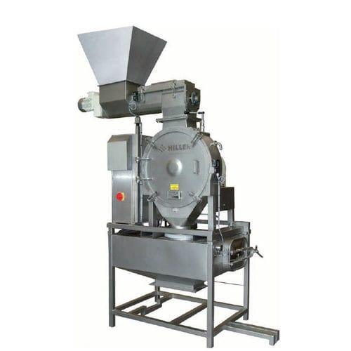 centrifugal decanter / vertical / for the food industry