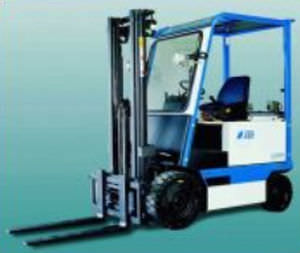4-wheel electric forklift truck 2.5 - 4 t | EFG..XE series MIAG