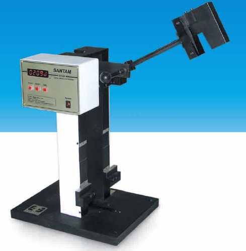 Plastics pendulum impact tester 20 J | SIT-20D   SANTAM