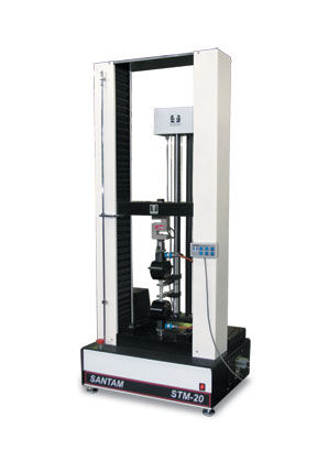Universal testing machine / multi-parameter / electromechanical 20 kN | STM-20 series  SANTAM