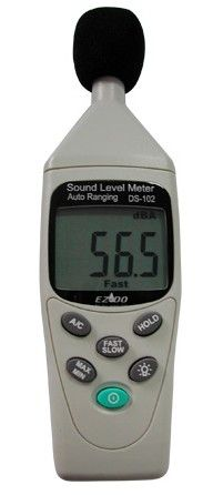 Integrating sound level meter / class 2 / digital DS-102 GOnDO Electronic