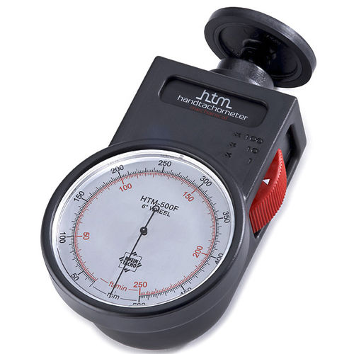 mechanical tachometer / handheld / analog