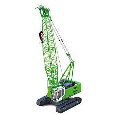 crawler crane / boom / for construction / diesel-powered