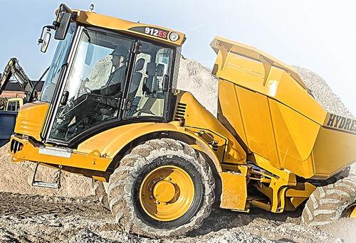 Articulated dump truck / diesel / mining 912ES Hydrema A/S