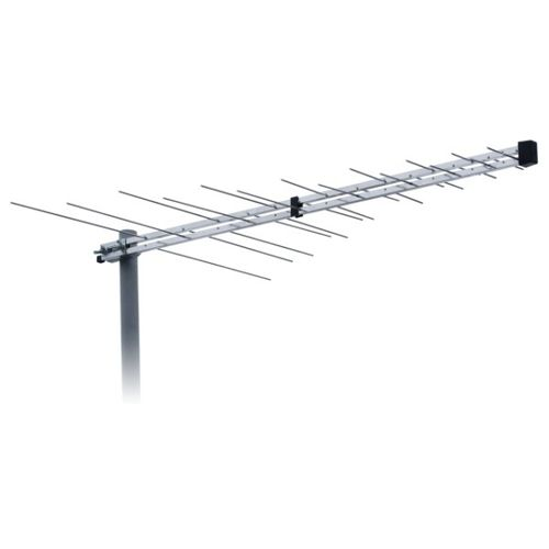 UHF antenna / VHF / broadband / log-periodic